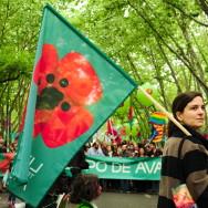 The march of the party Livre/Tempo de Avançar